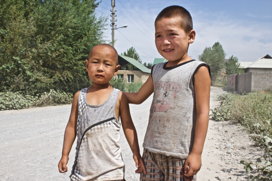 Enfants d'Ak Zhar